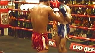 Chan Sinath vs Hanhserklek(thai), Khmer Boxing , Kun Khmer vs Muay Thai
