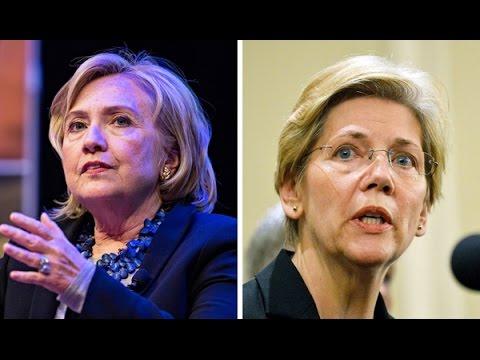 Hillary Clinton & Elizabeth Warren | A Very Telling Story