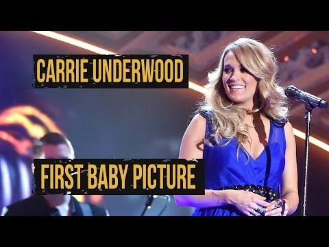 Carrie Underwood's Baby is Born