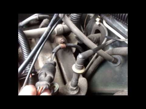 Jeep Crankshaft Position Sensor Replacement (CKP, CKPS, CPS)