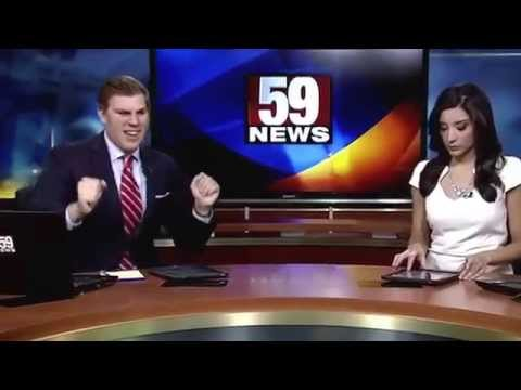 News Anchor Dance 2 feat Taylor Swift - Shake it off