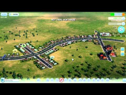 Pop Up Gameplay Strategy Video: Starting a City (SimCity coming March 5, 2013)