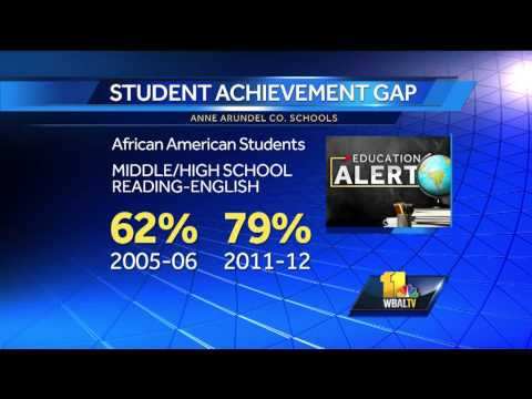 Anne Arundel achievement gap closing in