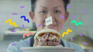 Impossible Foods is now at Little Bao & Happy Paradise in Hong Kong!