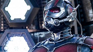 MARVEL'S ANT-MAN Trailer 2 (2015) Paul Rudd, Michael Douglas