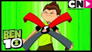 Ben 10 Deutsch | Im Winterwunderland | Cartoon Network
