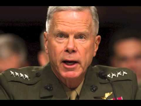 Marine Corps' Top General Slams Obama Administration Over Iraq, Afghanistan