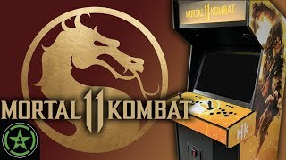 THE ARCADE SHOWDOWN - Mortal Kombat 11 | Let's Play