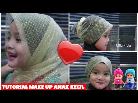 Tutorial Hijab Anak Kecil dan Tutorial Hijab Anak Kecil ala Lifia Niala