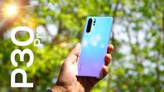 Huawei P30 Pro Review : ខ្លាំងលើសពីស្មាតហ្វូនកាមេរ៉ា !