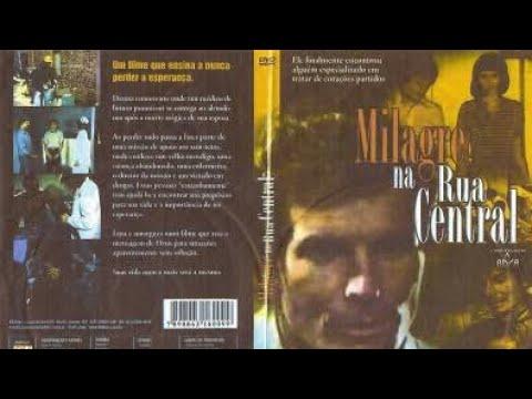 Milagre Na Rua Central. Filme Gospel Completo Dublado