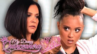 Doing Your Own Quince Hair | My Dream Quinceañera - Honey EP 5