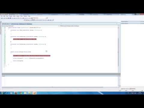 التشفير وفك التشفير Encryption and Decryption C# asp.net