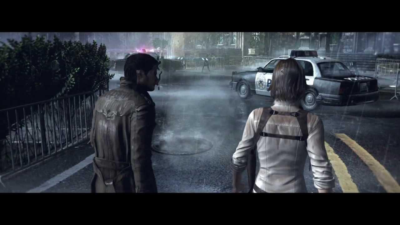 psycho break gameplay xbox 360