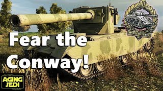 Conway - More than just a Gun Tank! - World of Tanks