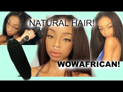 My Most Natural Looking Weave Ever!!!!