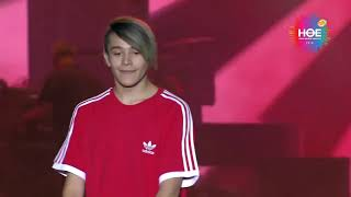 Bars and Melody Live from Athens in Greece 2018 || Thousand years, Hopeful and Allergic to the sun