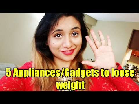 5 Electronics or gadgets you need to loose weight