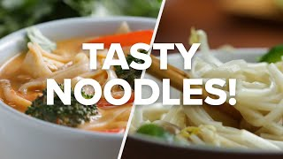 5 Mouth-Watering Noodle Recipes • Tasty