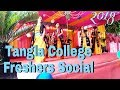 TANGLA_COLLEGE_Freshers_Social_2018,,,, PWIDO HAI..... BoDo girls beatifull dancing on stage