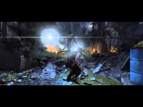 Tomb Raider 2013 Videogame Gameplay Trailer