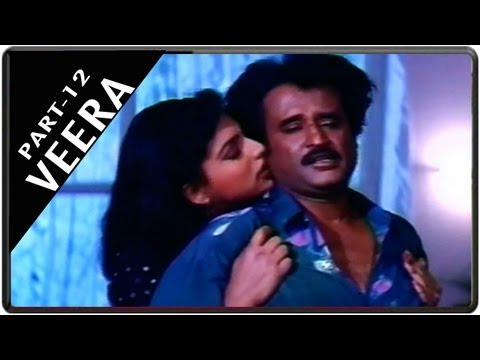 Veera Movie Part 12 || Starring Rajnikanth, Meena, Roja video