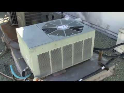 How I fixed My Air Conditioning Leak R22 Heatpump
