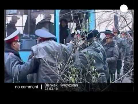 Kyrgyzstan protests and arrests