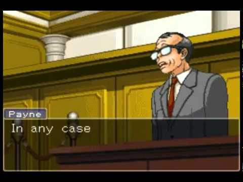 A scary premonition... can it be a sign or something?Phoenix Wright: Ace Attorney - Justice for AllEpisode 1: The Lost TurnaboutPhoenix takes the case of a y...