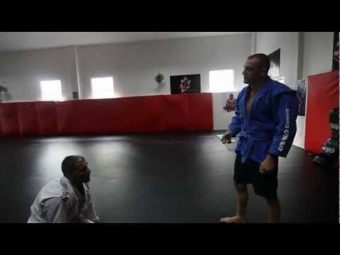 Combat Sambo and Brazilian Jiu Jitsu - Explaining The differences @ Phuket Top Team Image 1