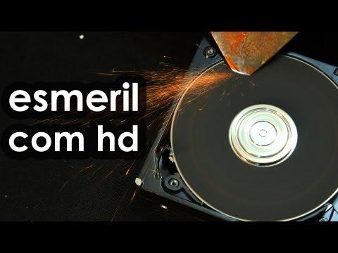 Como fazer um esmeril com HD (esmeril caseiro) Music Videos