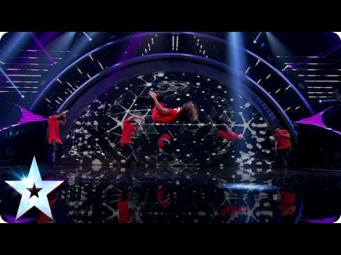Diversity Return To The Bgt Stage | Britain's Got More Talent 2014 video
