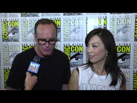 Clark Gregg on 'Agents of SHIELD'/ 'Agent Carter' crossover and 'Avengers' status