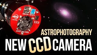 CCD Astrophotography - New ZWO ASI071MC-COOL (Color)