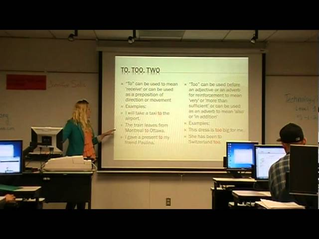 GWC Education 103 Lesson Plan Presentations - Megan Giriht