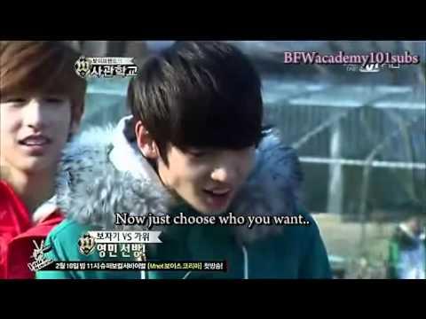 Boyfriend W Academy E02 1-4 engsub