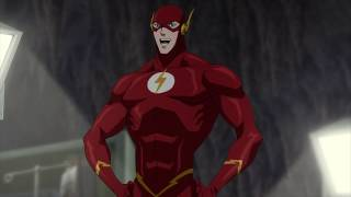 Flash! Speed Force! Returns!