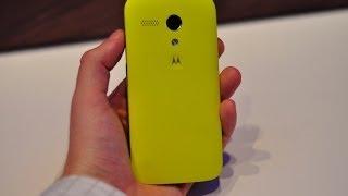 Motorola Moto G en Argentina(País) (Primeras Impresiones)