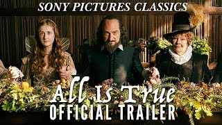 All Is True | Official Trailer HD (2018)
