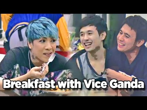 Breakfast With Vice Ganda video