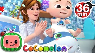 The Potty Song + More Nursery Rhymes & Kids Songs - CoCoMelon