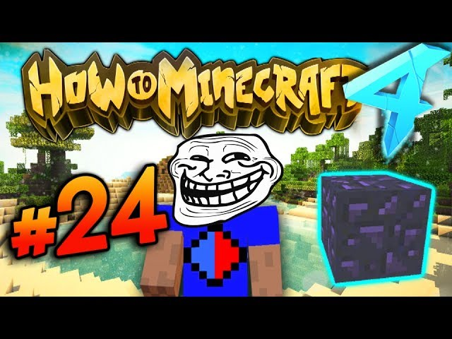 REVENGE PRANK - HOW TO MINECRAFT S4 24