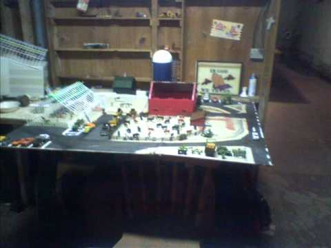 My scale farm layout 1st video youtube for 1 64 farm layouts