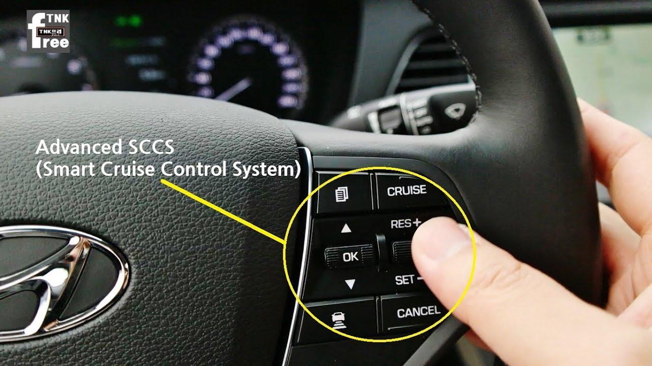 Hyundai Sonata 2014 >> Hyundai Advanced Smart Cruise Control System - 2015 Hyundai Sonata - YouTube
