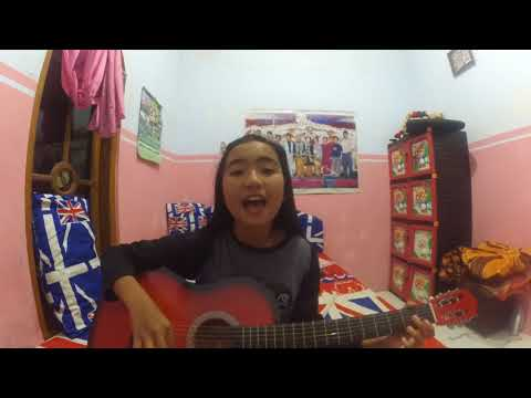 dhyo haw - pelangi baruku cover by adelia angel
