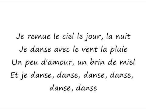 Indila -- Dernière Danse *LYRICS*