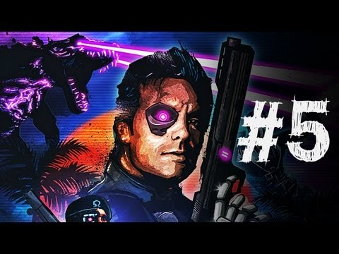 Far Cry 3 Blood Dragon Gameplay Walkthrough Part 5 - What is this S4!t? - Mission 4