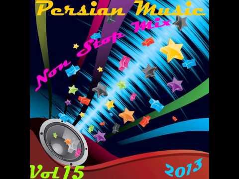 Persian Music Non Stop Mix Vol.15 (2013)