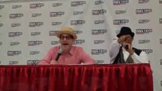 Tom Kenny Q&A - Dallas Fan Expo 2016