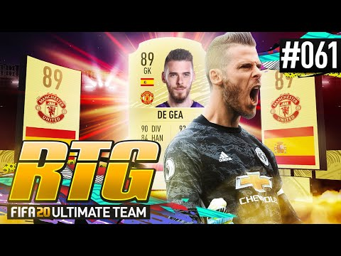 I SCORED A FREE KICK WITH DDG!! - #FIFA20 Road to Glory! #61 Ultimate Team